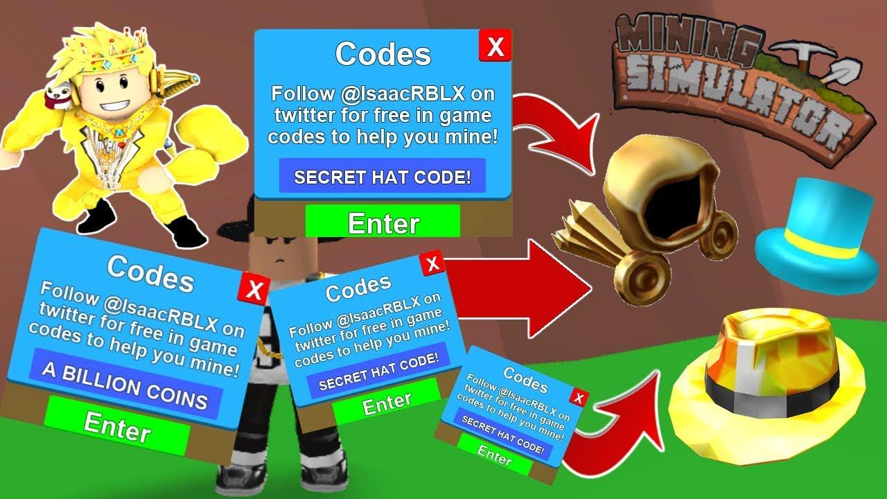 Code in mining simulator legendary egg   Roblox Mining Simulator! 3