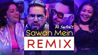 Sawan Mein Lag Gayi Aag - REMIX |Ginny Weds Sunny | Yami, Vikrant| Mika, Neha & Badshah | DJ SARFRAZ