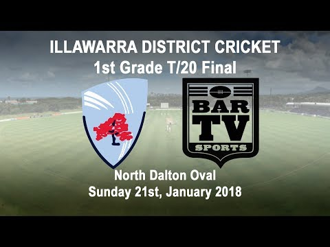 2018 Illawrra Cricket 1st Grade T20 Final