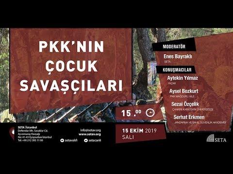 Panel: PKK'nın Çocuk Savaşçıları