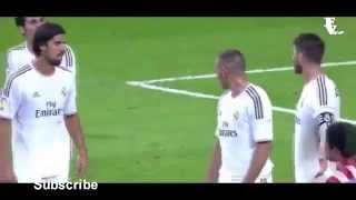 Insane!!!! Karim Benzema And Pepe Fight In the Derby 13/09/2014