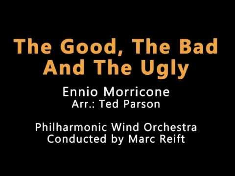 Marc Reift - The Good, The Bad And The Ugly (Ennio Morricone, Arr.: Ted Parson)