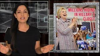Hillary Clinton wears $12K jacket during inequality speech