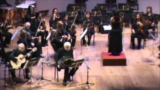 Astor Piazzolla Concierto para bandoneón guitarra y orquesta
