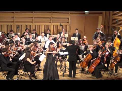 Н. Паганини - Концерт №1 для скрипки с оркестром, ч. I