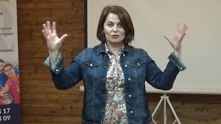 Свидетельство Инги Гоголенко об обучении на программе христианского коучинга