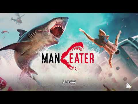 MAN EATER! BEST GAME EVER!(ep.1) |