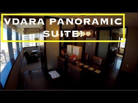 Vdara Panoramic Suite Tour!