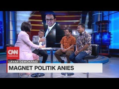 Magnet Politik Anies