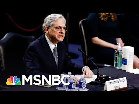 Merrick Garland Says He Will Prosecute Rioters, White Supremacists Who Stormed Capitol   MSNBC