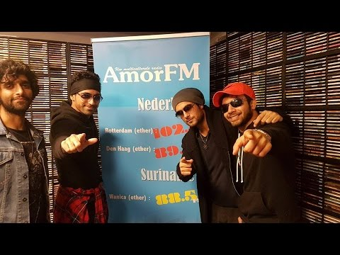#SANAMonAir - Amor FM (Holland)