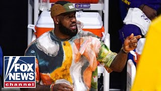 'Fox & Friends' hosts call on LeBron James to sit down with LAPD officer