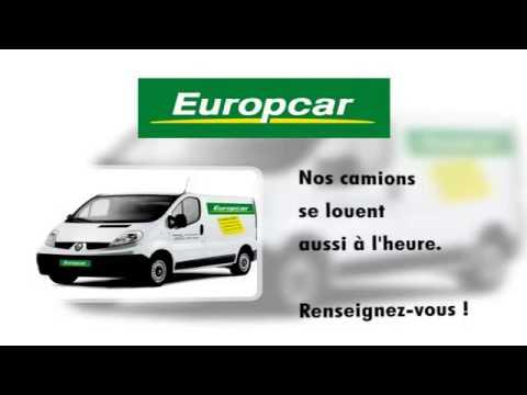 Agence Europcar Brest - location utilitaires