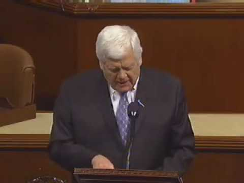 Rep. Jim McDermott on Extending Unemployment Benefits