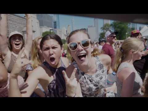 Lollapalooza 2016, 25th Anniversary Celebration Recap