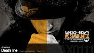 Amnesys - Death line (Traxtorm Records - TRAX 0111)