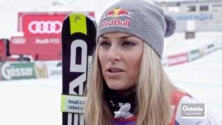 Lindsey Vonn: Full Throttle | In Search of Speed