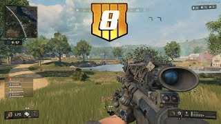COD Blackout Beta #8 - THE LAST GAME (Until Launch)