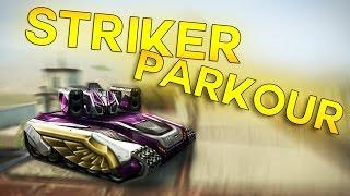 Tanki Online | Striker Parkour