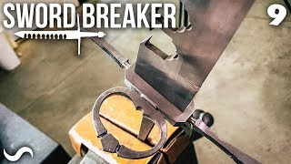 MAKING THE SWORD-BREAKER!!! Part 9