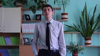 """Корнилов Никита - Есенин """"Я обманывать Себя не стану"""""""