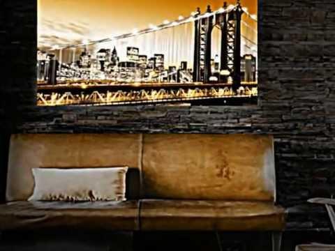 Cuadros retroiluminados novedades decoracion interior - Decoracion de interiores con cuadros ...