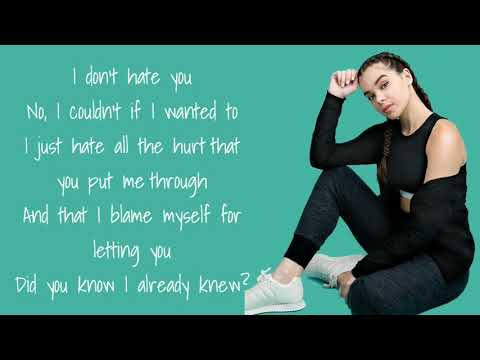 Hailee Steinfeld - Wrong Direction (Lyrics)