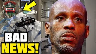 BREAKING: DMX Is Fighting For His Life In ICU!