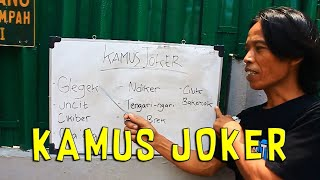 KAMUS JOKER KOMPILASI VIDEO INSTAGRAM BANGIJAL TV