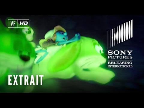 Les Schtroumpfs et le Village Perdu - Extrait Glow Bunnies - VF streaming vf