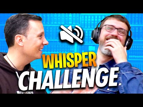WHISPER CHALLENGE con TIPARRACO