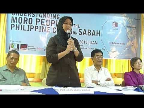 Public Forum on the Sabah Issue