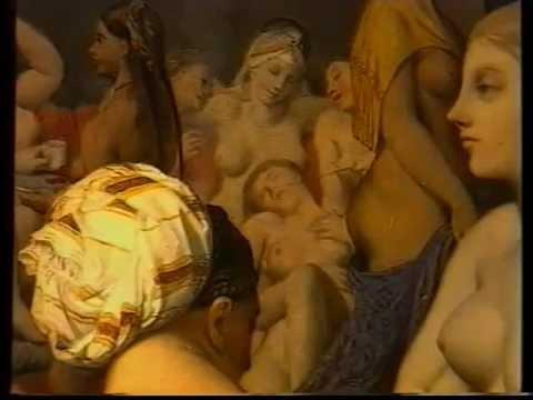 Bagno Turco Ingres : Ingres raccontato da federico zeri il bagno turco youtube