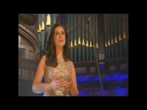 Margaret Keys (BBC Songs of Praise with Eamonn Holmes)