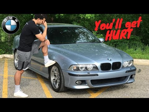 5 Things You NEVER Do To A BMW Driver