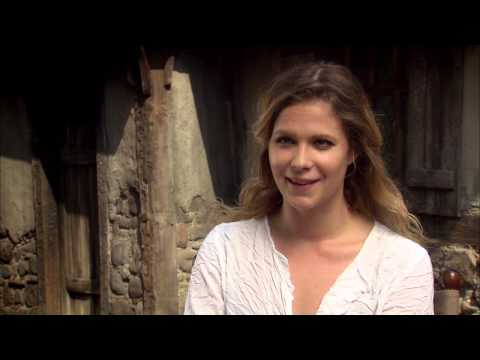 Hansel And Gretel: Witch Hunters: Pihla Viitala On Her Character 2013 Movie Behind the s
