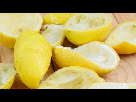 6 Surprising Lemon Peel Benefits - You'll NEVER Throw Them Away Again!