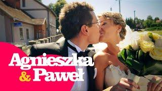 Agnieszka i Paweł / teledysk ślubny