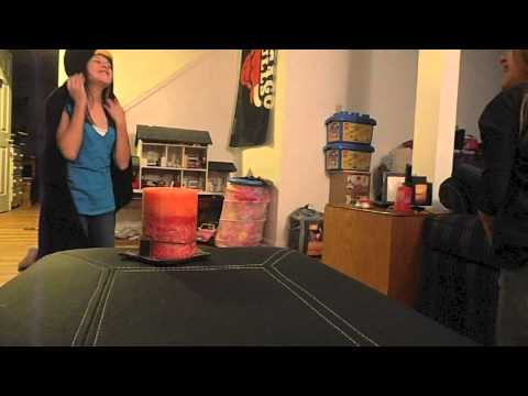 Bloopers: The Curse of the Candle Sniffer