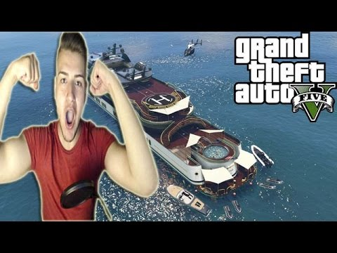 Grand Theft Auto V Online | Ne cumparam YACHT | #27 w/Andy