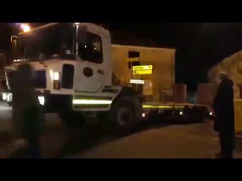Salvataggio Lancia Esatau Casaro Tubocar, ecco che arriva il mitico Camb bf 300 !!!