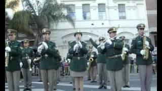 Banda de Gendarmería en Córdoba (completo).wmv