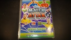 Topps Match Attax Bundesliga 15/16 Mappenupdate