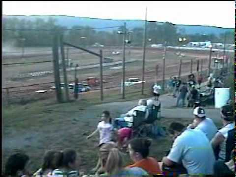 7/1/11 Festiva Racing at Clinton County Heat 2 Spectator View