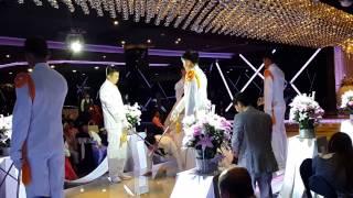 천안w웨딩홀 결혼식 해군 예도단 행사(김덕원&한…