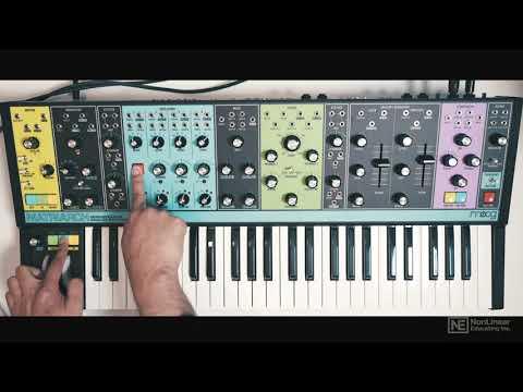 Moog Matriarch 101: Moog Matriarch: The Video Manual - 3. Paraphony Explained