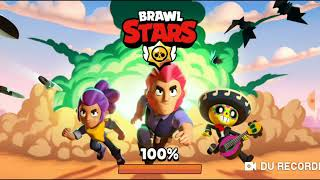 Brawl Stars #1 probando los nuevos personajes