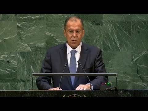 🇷🇺 Russia - Minister For Foreign Affairs Addresses General Debate, 73rd Session