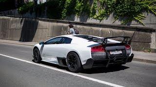 2010 Lamborghini Murcielago LP 670 4 Superveloce Videos