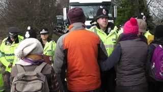 Greater Manchester Police Abduct A Child To Enable Fracking